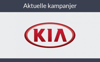 Vi tilbyr nå kampanjepris på nye Kia Niro Hybrid